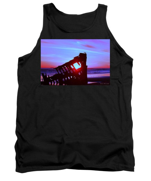 Pacific Glow Tank Top