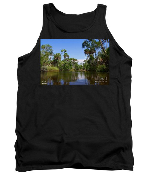 Paddling Otter Creek Tank Top
