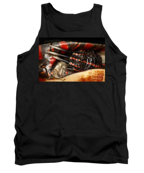 Painted Turtle Claws Tank Top
