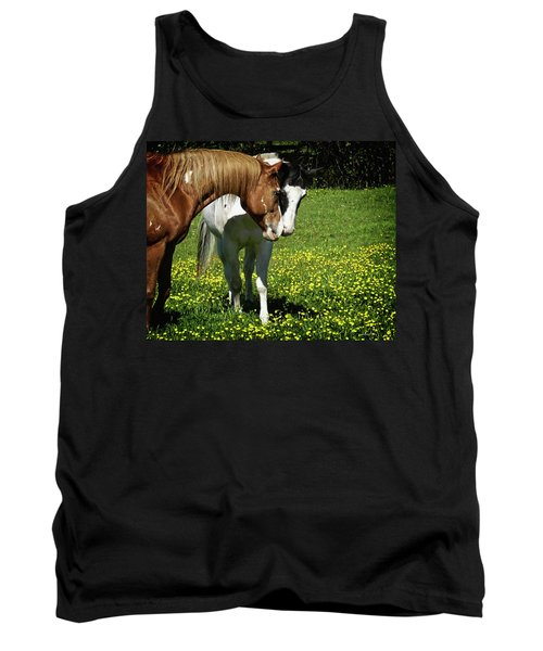 Paints And Buttercups Tank Top