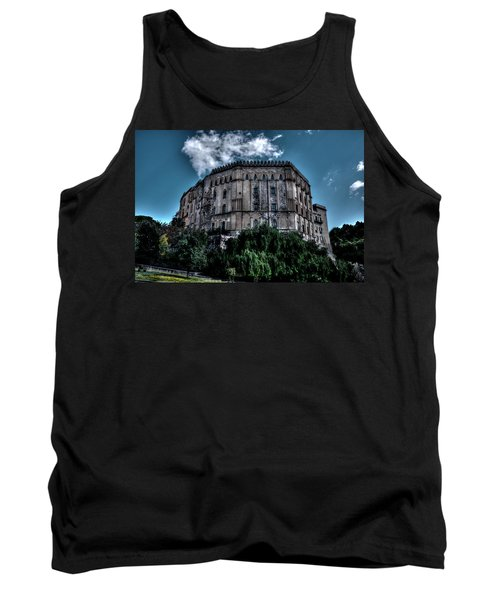 Palermo Center Tank Top by Patrick Boening