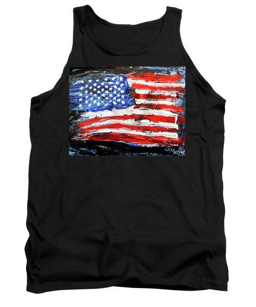 Palette Of Our Founding Principles Tank Top