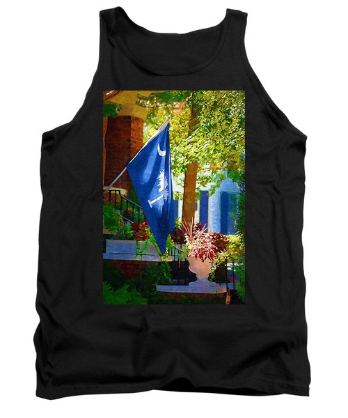 Palmetto Flag Tank Top