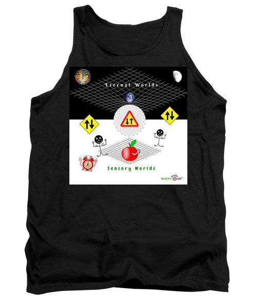 Parallel Worlds Tank Top