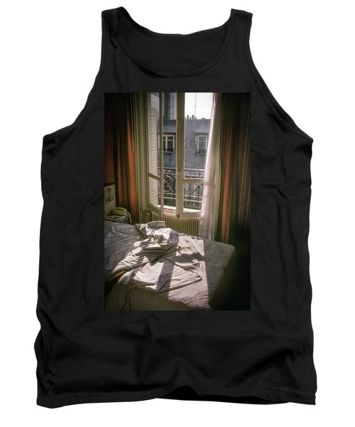 Paris Morning Tank Top