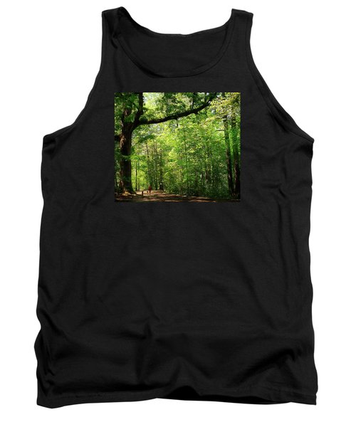 Paris Mountain State Park South Carolina Tank Top
