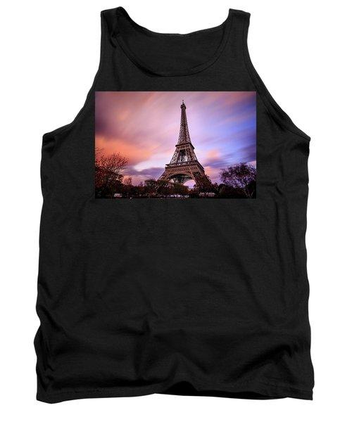 Paris Pastels Tank Top