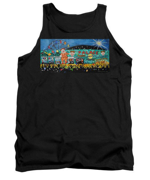 Party At The Palace Tank Top