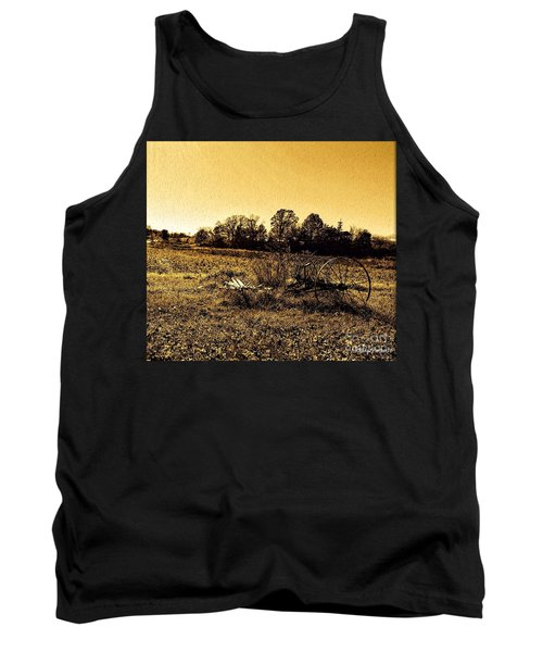 Past It's Time Tank Top