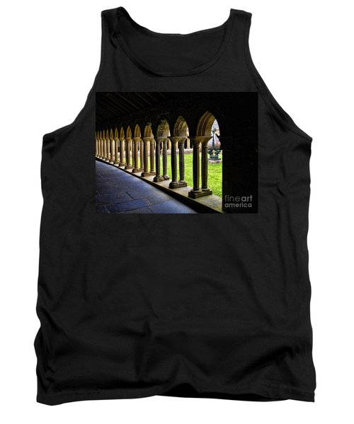 Tank Top featuring the photograph Passage To The Ancient by Roberta Byram