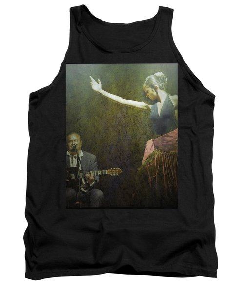 Passion Of The Dance Tank Top