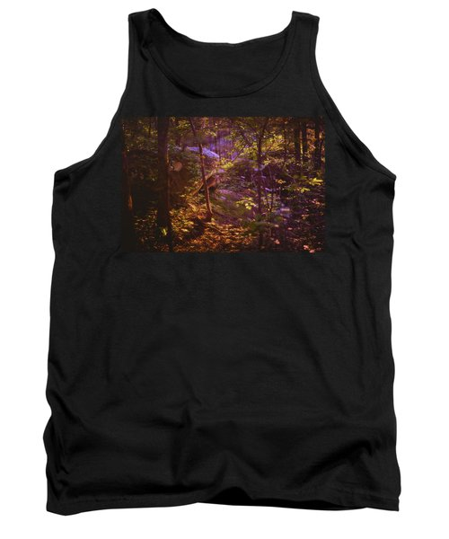 Path Of The Peacemaker Tank Top