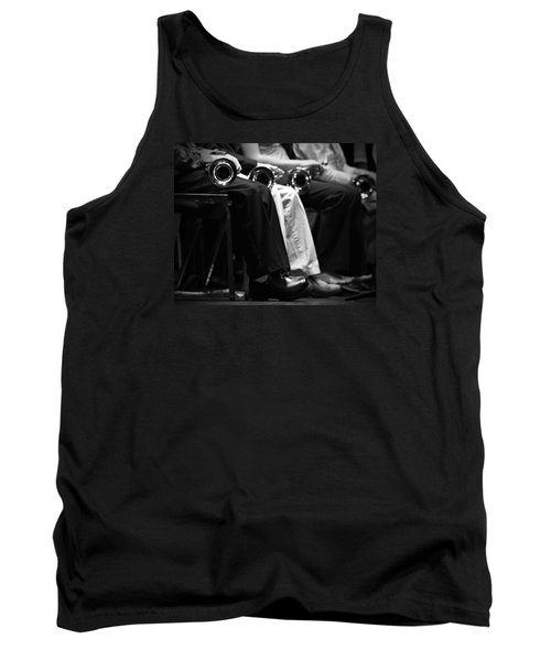 Tank Top featuring the photograph Patiently Waiting... by Trish Mistric