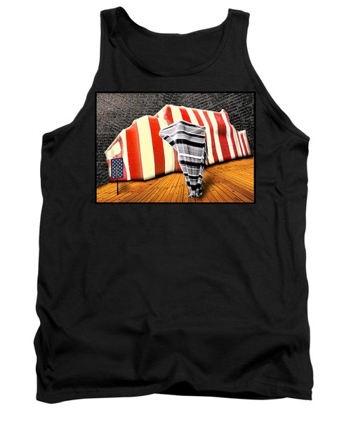 Patriot Sack Tank Top