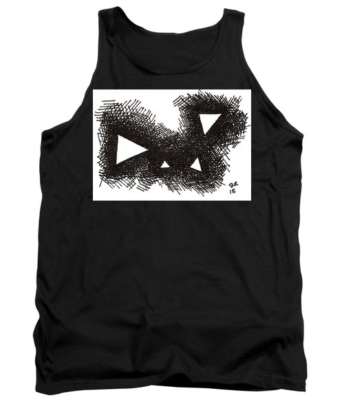 Patterns 2 2015 - Aceo Tank Top