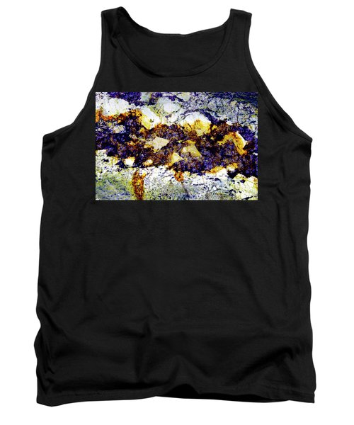Tank Top featuring the photograph Patterns In Stone - 212 by Paul W Faust - Impressions of Light