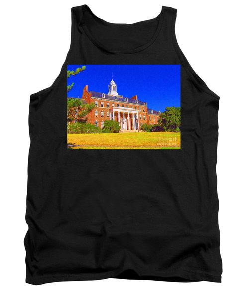 Patterson Hall  Tank Top