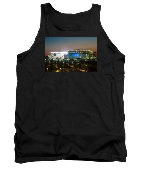 Paul Brown Stadium Tank Top by Scott Meyer
