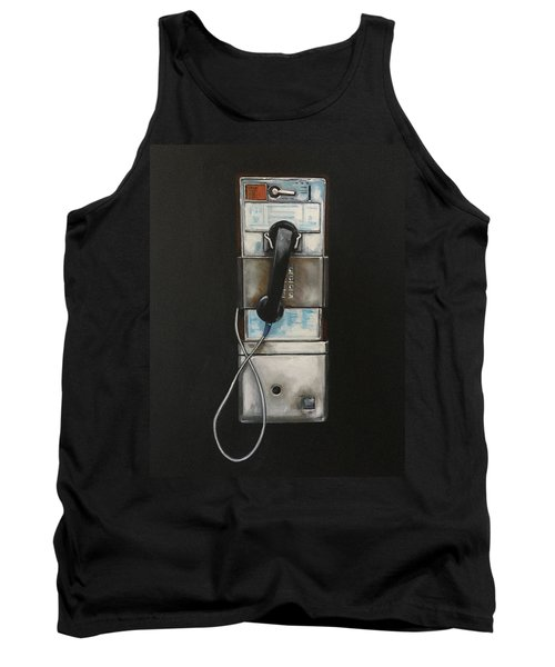 Payphone Tank Top