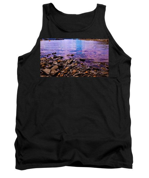 Peace Of Colors  Tank Top