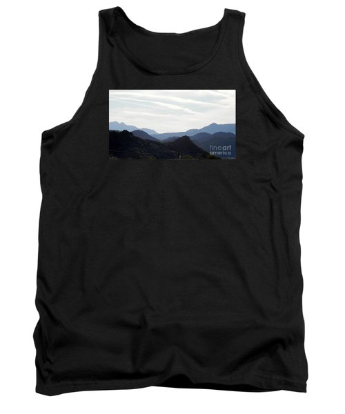 Peace On Earth Tank Top
