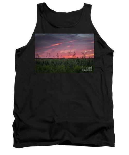 Peaceful Sunset Tank Top
