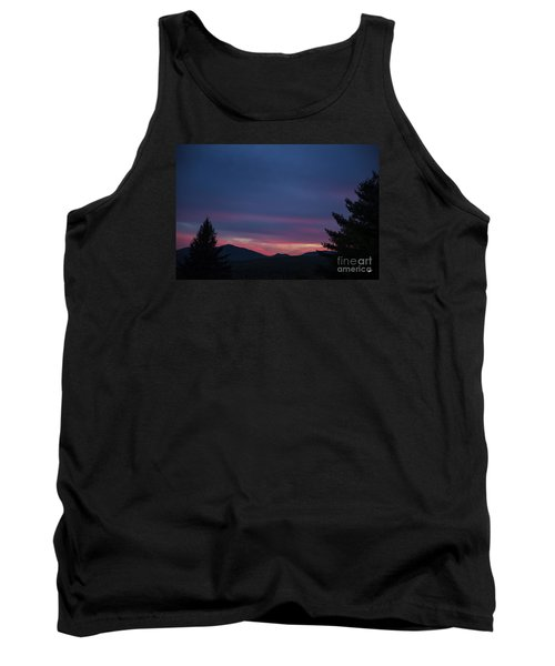 Tank Top featuring the photograph Peaks by Alana Ranney