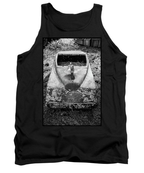 Peddle Car  Tank Top