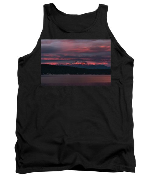 Peekaboo Sunrise Tank Top