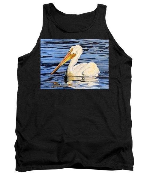 Pelican Posing Tank Top