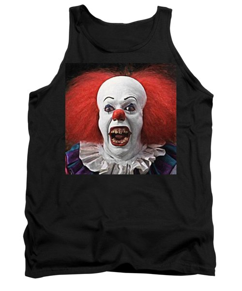 Pennywise The Clown Tank Top