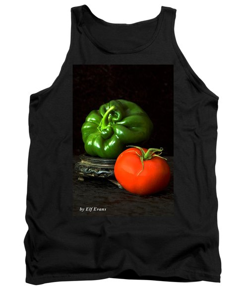 Pepper And Tomato Tank Top