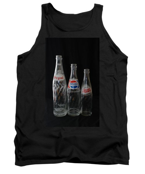 Pepsi Cola Bottles Tank Top