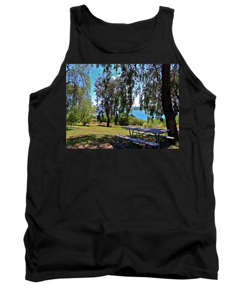 Perfect Picnic Place Tank Top