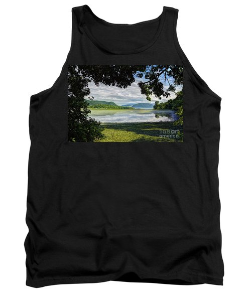 Perfectly Framed Tank Top