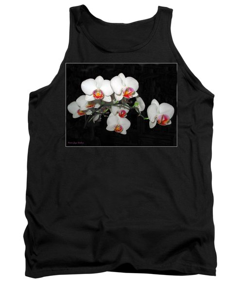 Phalaenopsis Orchids Tank Top