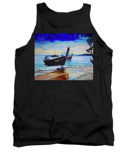 Phi Phi Tank Top by Stuart Engel
