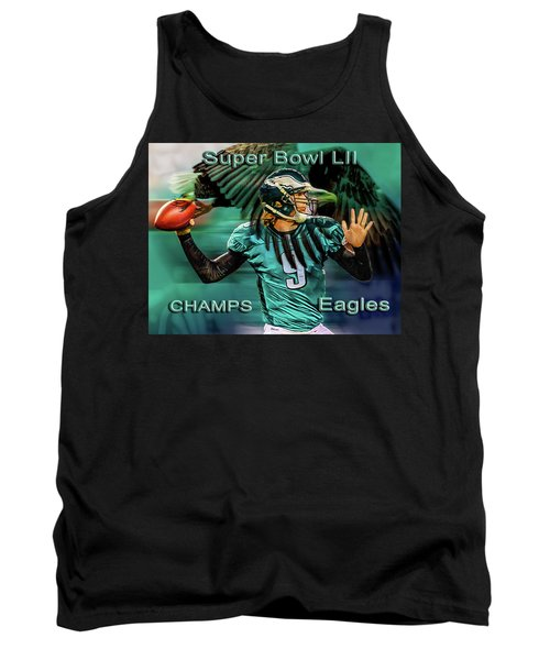 Philadelphia Eagles - Super Bowl Champs Tank Top