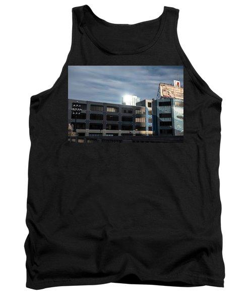 Philadelphia Urban Landscape - 1195 Tank Top