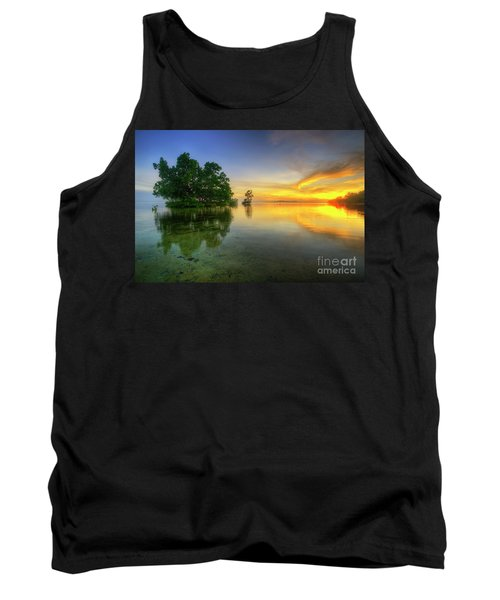 Tank Top featuring the photograph Phoenix Nights 5.0 by Yhun Suarez