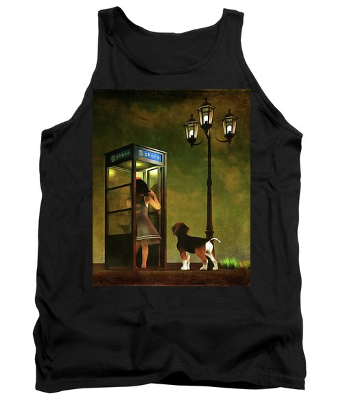 Phoning Home Tank Top