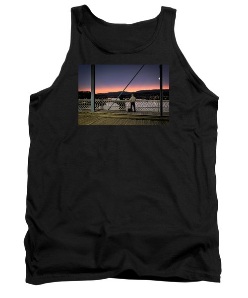 Photographing The Sunset Tank Top