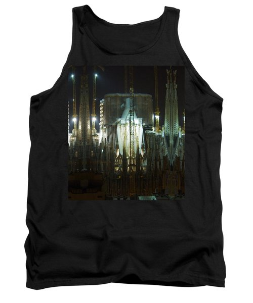 Photography Lights N Shades Sagrada Temple Download For Personal Commercial Projects Bulk Printing Tank Top