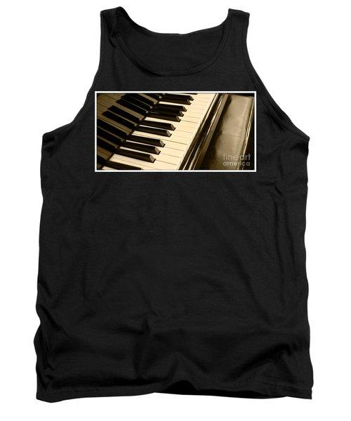 Piano Tank Top