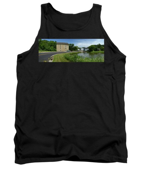 Pickwick Mill Panorama Tank Top by Janice Adomeit