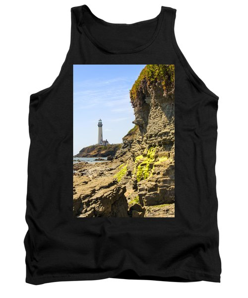 Pidgeon Point Lighthouse Tank Top