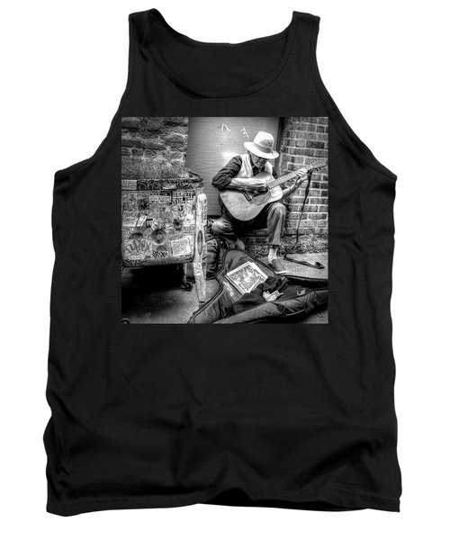 Pike Market Solo Tank Top by Greg Sigrist