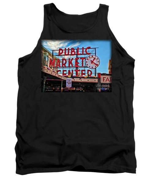 Pike Place Market Tank Top