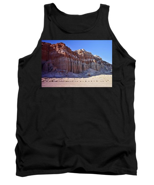 Pillars, Red Rock Canyon State Park Tank Top