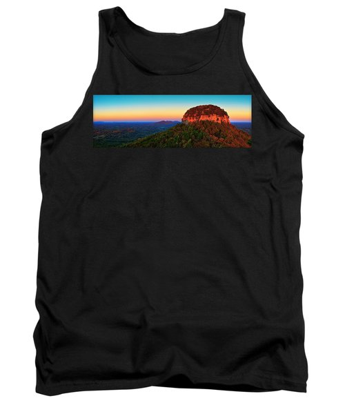 Pilot Mountain  Tank Top